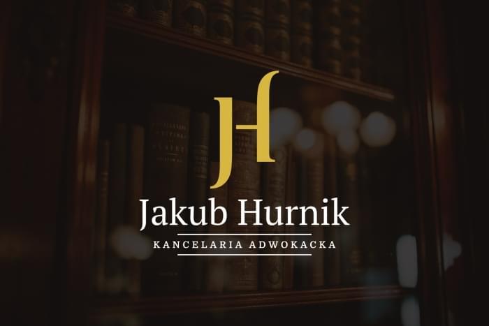 Kancelaria adowkacka Jakub Hurnik - Logo dla Kancelari adwokackiej z Woli